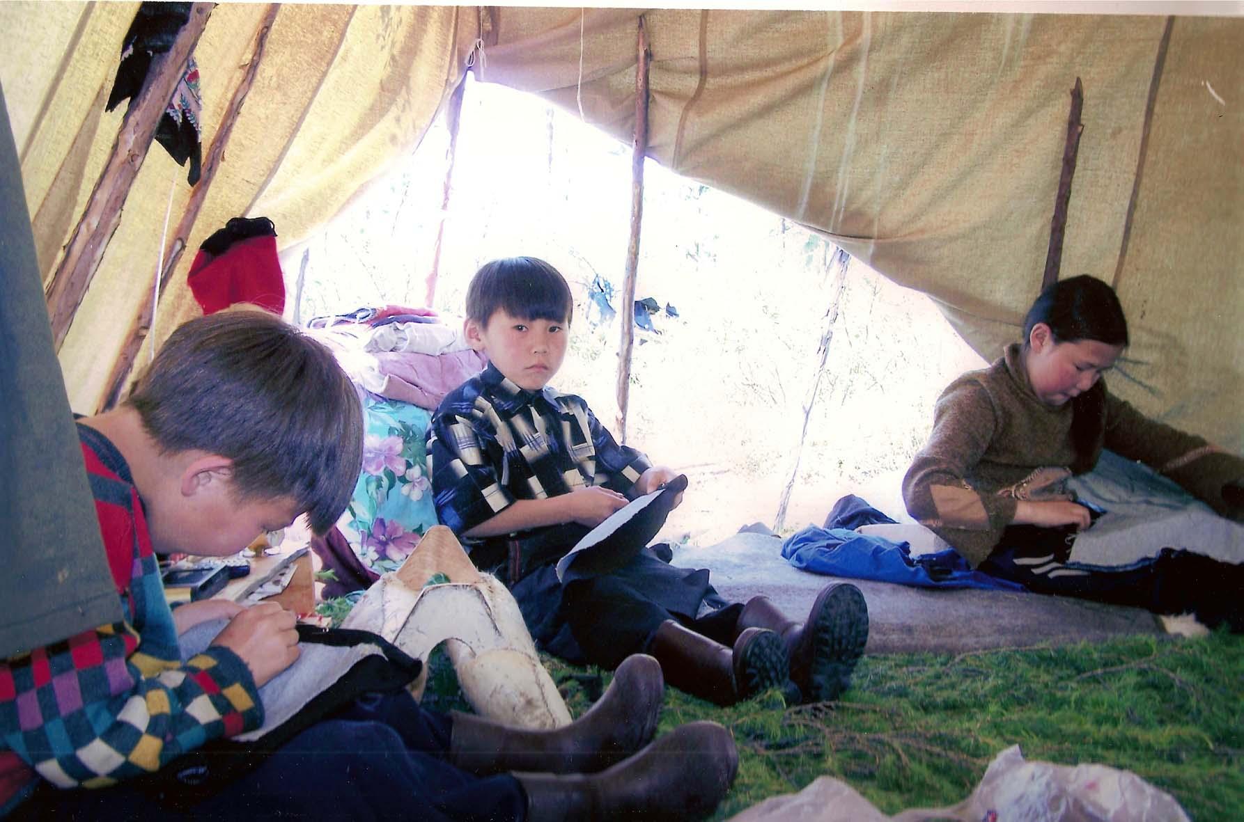 Хранители кочевая школа исаков